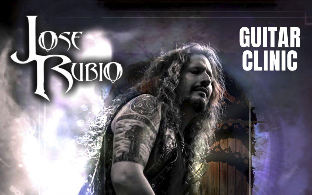 Guitar Clinic – Jose Rubio