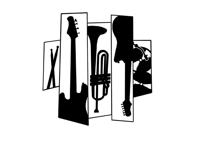 Escola de Música Moderna - Asignaturas