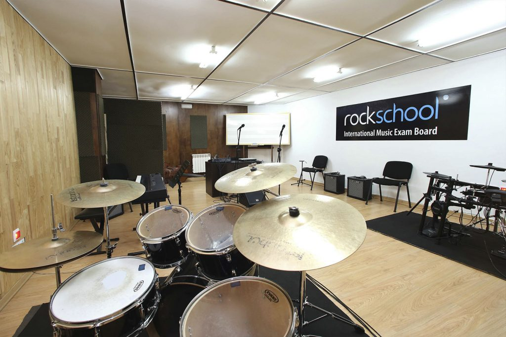 Escola de Música Moderna - Foto Andrea Rodríguez